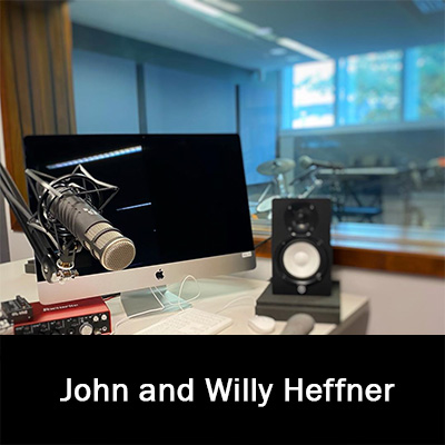 John and Willy Heffner